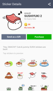 LINE Stickers - Design Sync