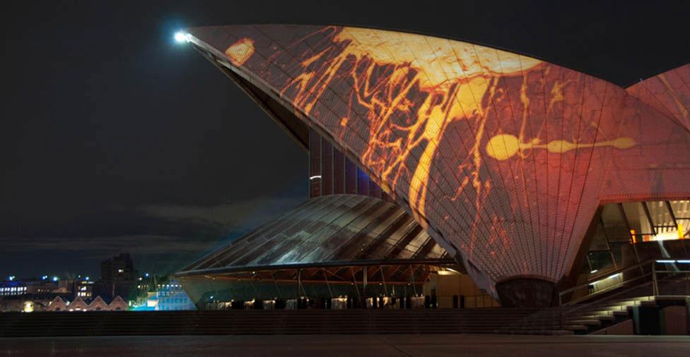 Vivid Sydney Design Sync