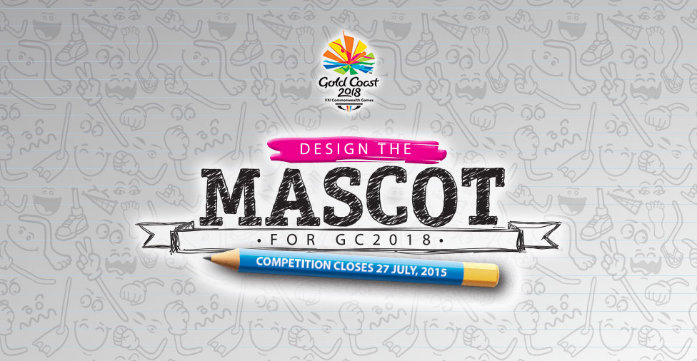 GC-2018 Mascot Competition-Design-Sync