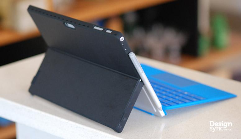 Incipio Feather Advance Surface Pro 4 Case Review - Visit DesignSync.com.au