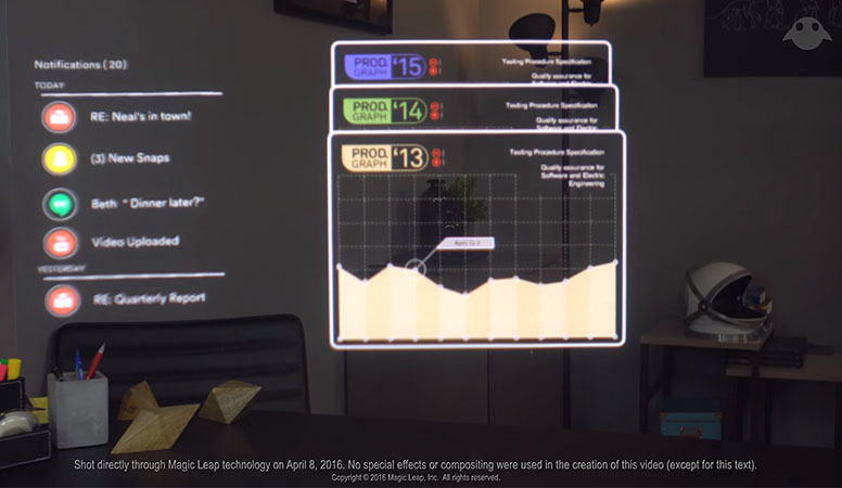 Magic Leap - MR Display Technology Design Sync