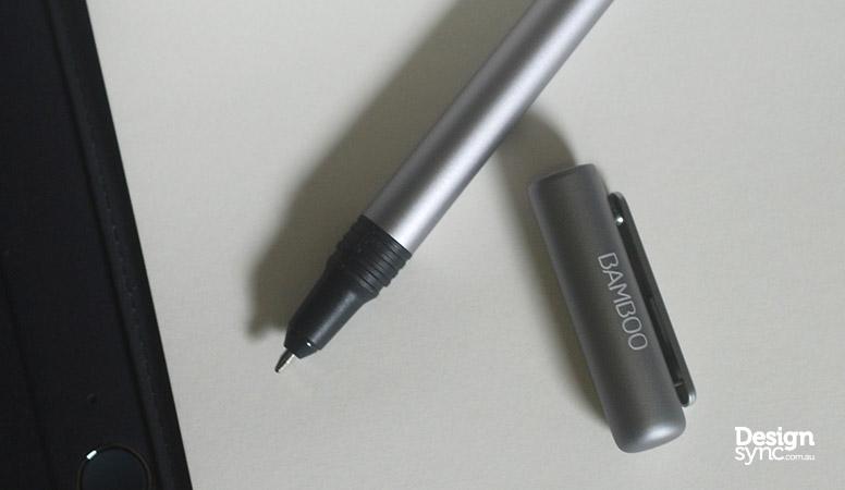 Design Sync - Wacom Bamboo Spark pen